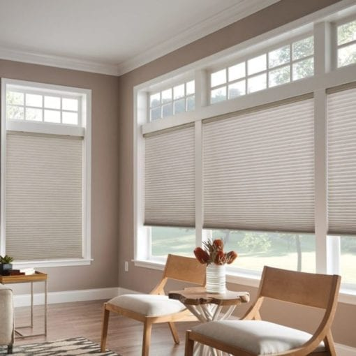 Corded and Cordless EcoSmart Cellular Shades