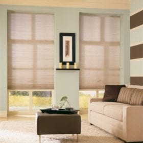 Continuous Cord Loop EcoSmart Cellular Shades