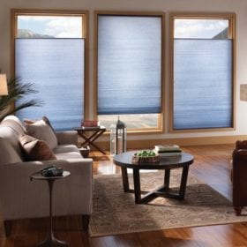 Standard Corded Top Down Bottom Up EcoSmart Cellular Shades