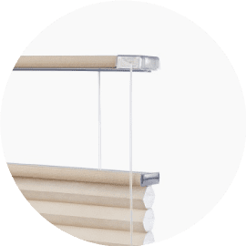 Standard Corded Top Down Bottom Up EcoSmart Cellular Shade Operating Type
