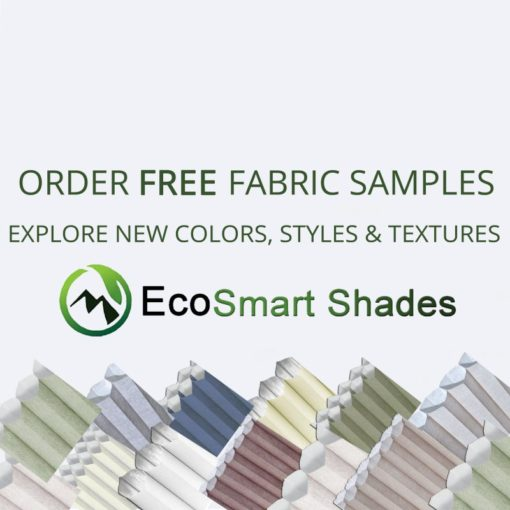 Free Cellular Shade Fabric Samples Swatches