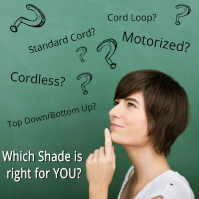 Which cellular shade style is right for you?